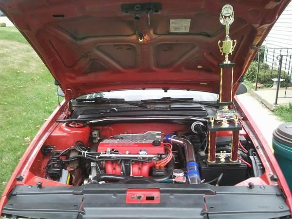 Craigslist Daytona Cars: 1992 Dodge Daytona Iroc R/T
