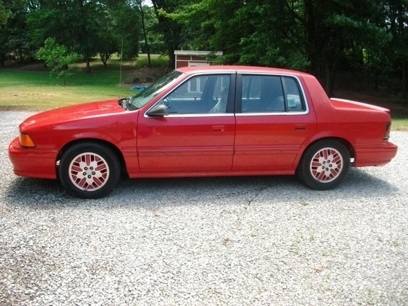 1991 Dodge Spirit R/T - $1225 - Turbo Dodge Forums : Turbo Dodge Forum ...