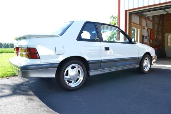 1988 Shelby CSX-T - $8500 - Turbo Dodge Forums : Turbo ...