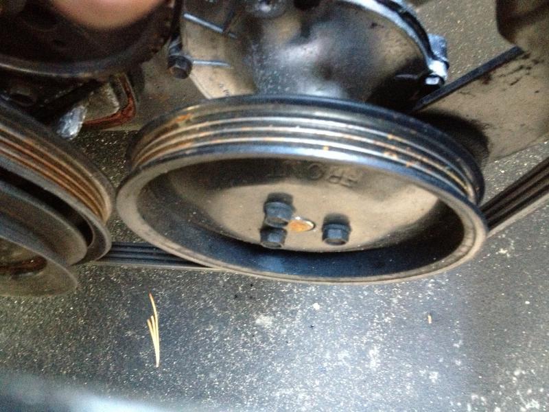 engine alternator belt squealing bad turbo dodge forums