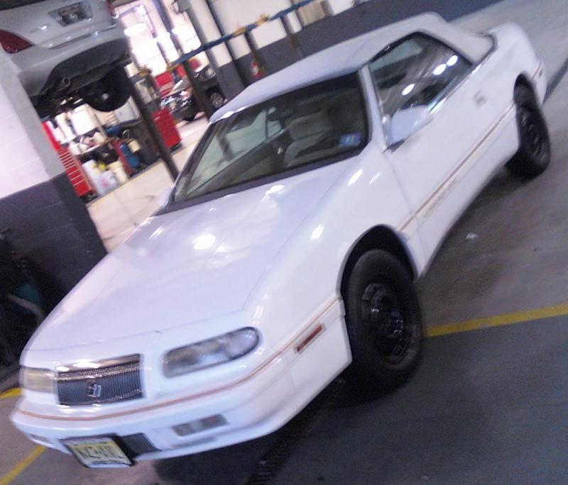 1995 Chrysler Lebaron GTC Convertible