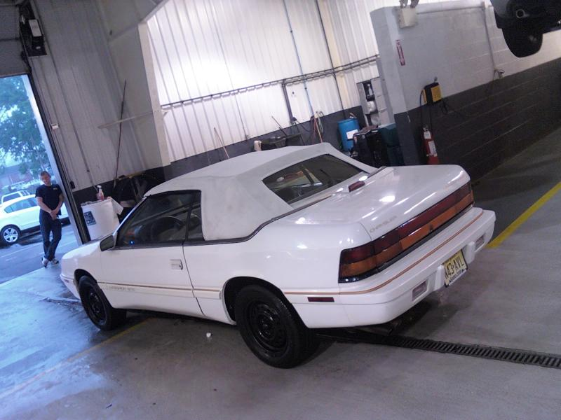 For Usa 1995 Chrysler Lebaron 3 0 V6 Gtc Convertible 2200 Obo Archive Turbo Mopar Forums