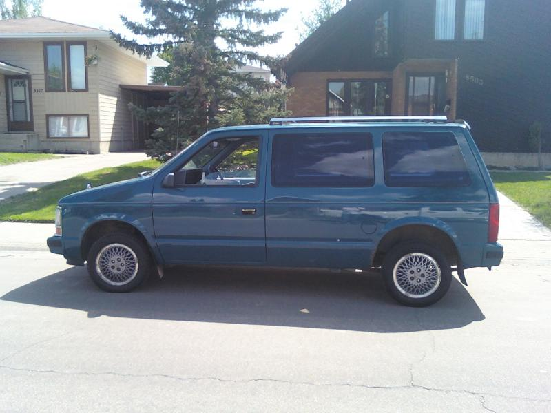 1989 Dodge Caravan Turbo 1700 00 Turbo Dodge Forums