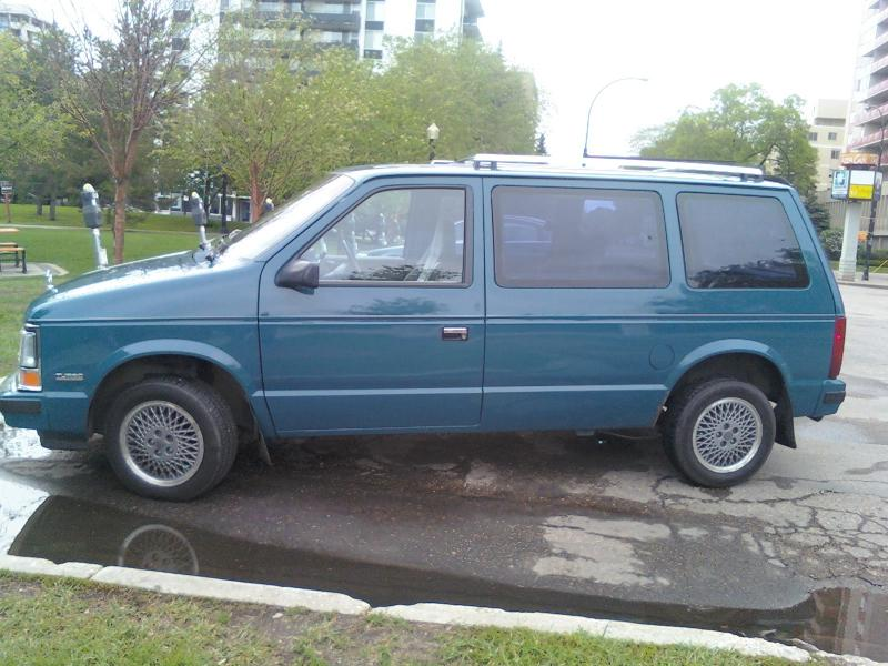 Cars For Sale Edmonton >> 1989 Dodge caravan turbo - $1700.00 - Turbo Dodge Forums : Turbo Dodge Forum for Turbo Mopars ...