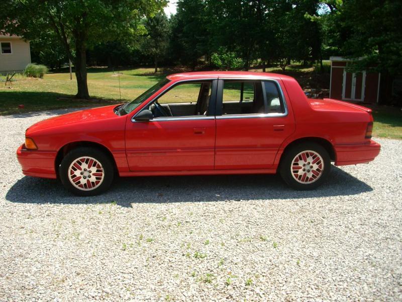 1991 Dodge Spirit R/T - $1625 - Turbo Dodge Forums : Turbo Dodge Forum ...