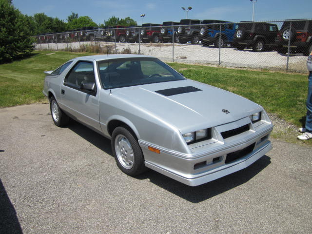 1985 Dodge Daytona Turbo Z Classic Cars Drive Away 2day