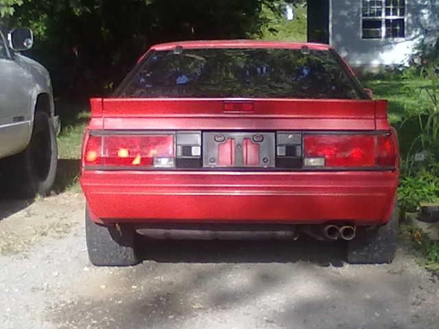 1989 Chrysler Conquest Tsi Shp 3500 Obo Turbo Dodge