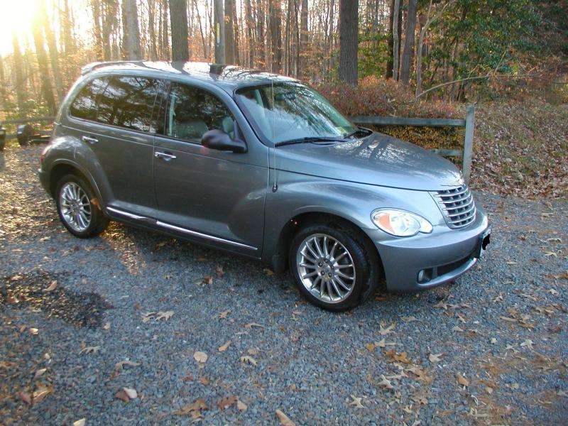 2008 Chrysler Pt Cruiser Limited -  10 500 Obo