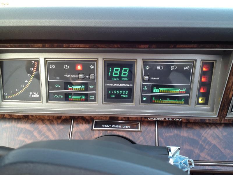 1986 chrysler lebaron fuse box  chrysler  auto wiring diagram