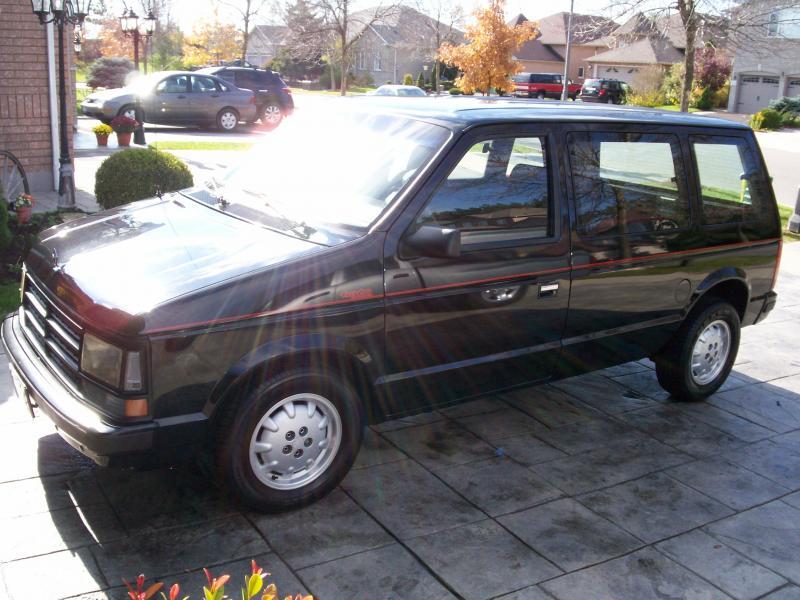 1989 Dodge Turbo Caravan 1500 Turbo Dodge Forums