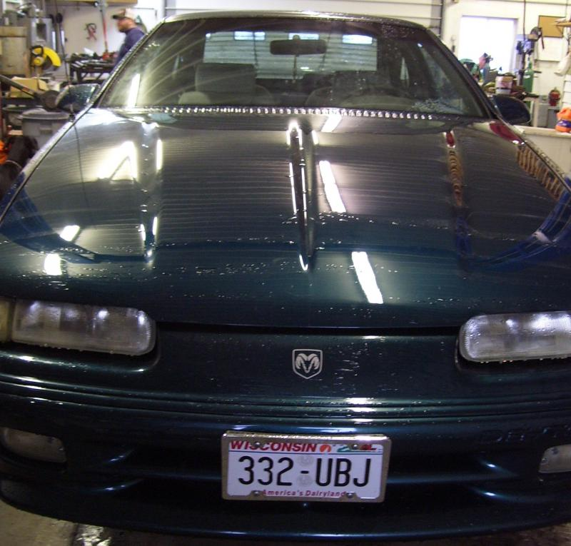 1993 Dodge Daytona IROC R/T