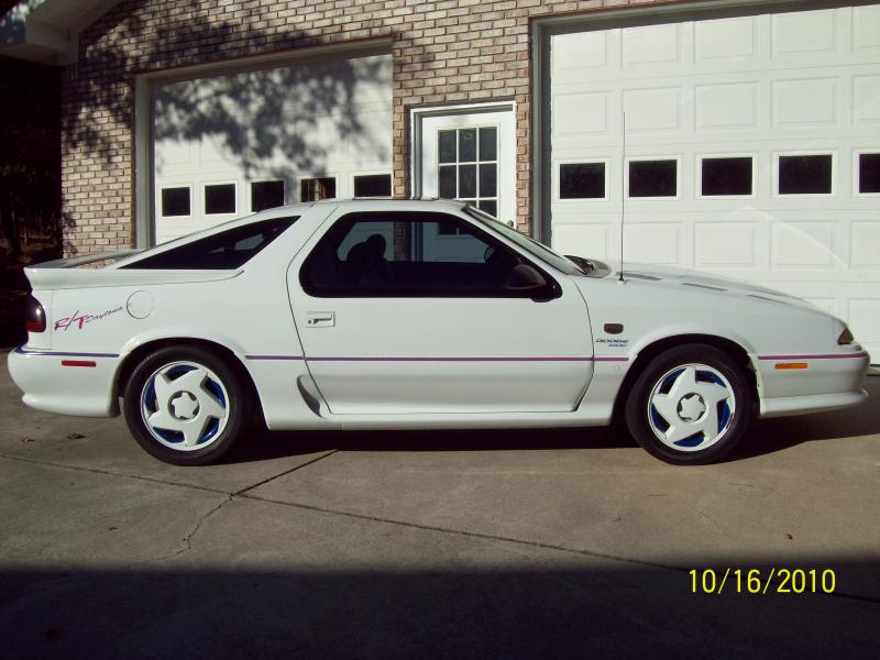 1992 Dodge Daytona IROC R/T - $3500.00 - Turbo Dodge ...
