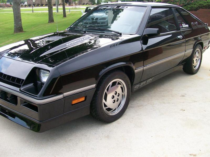 1987 Dodge Glhs Charger 502 8500 Turbo Dodge Forums