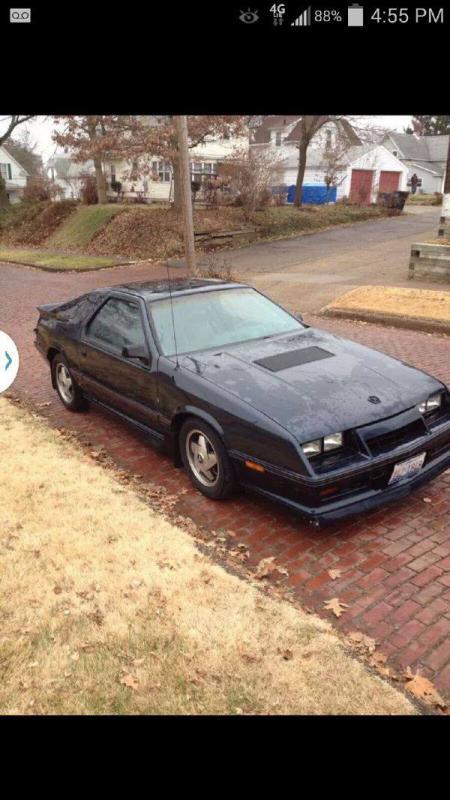 1984 Dodge daytona turbo z - $2500 or trade - Turbo Dodge ...