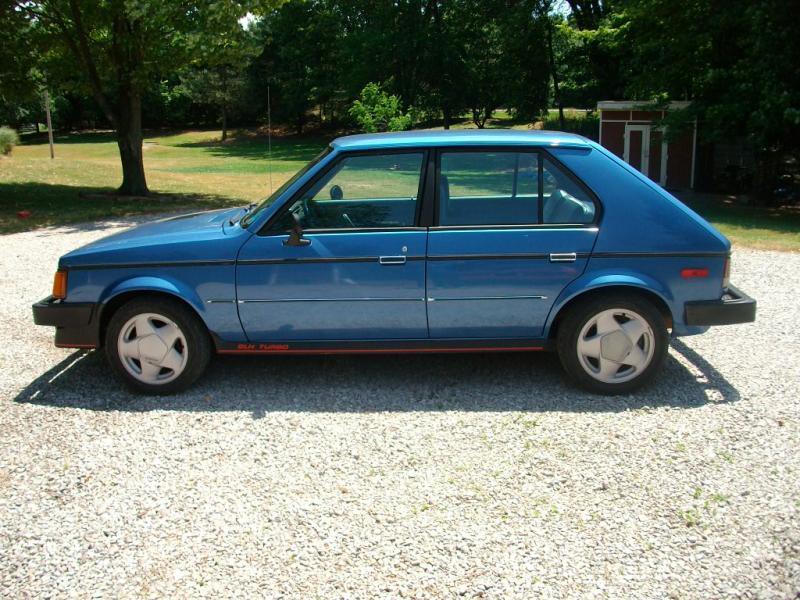 1985 Dodge Omni GLH Turbo - $4000 - Turbo Dodge Forums ...
