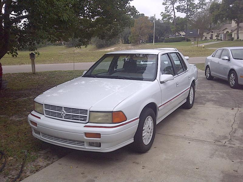 1991 Dodge Spirit R/T - $$3500 - Turbo Dodge Forums : Turbo Dodge ...