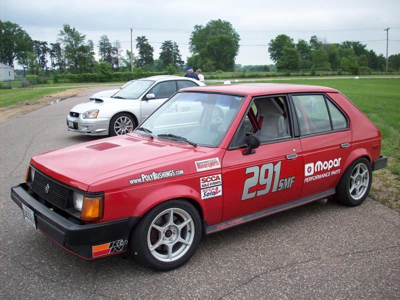 T2/568 Dodge Omni GLHT Race car - $5800 - Turbo Dodge Forums : Turbo Dodge Forum for Turbo ...