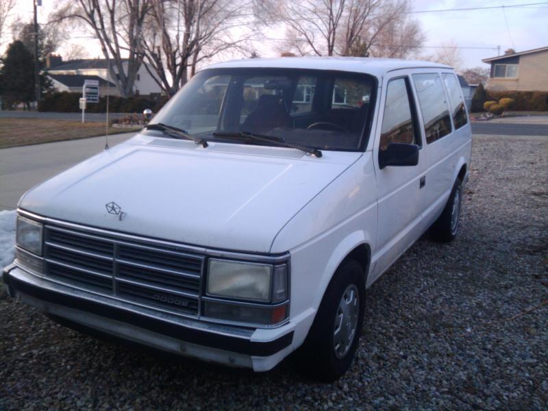 1990 Dodge Caravan 2500 Turbo Dodge Forums Turbo