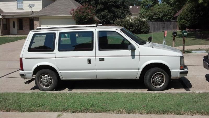 1989 Dodge Caravan TURBO - $$2000 obo - Turbo Dodge Forums