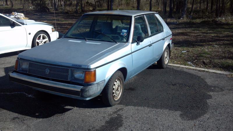 Omni Horizon K Car Wanted Turbo Dodge Forums Turbo