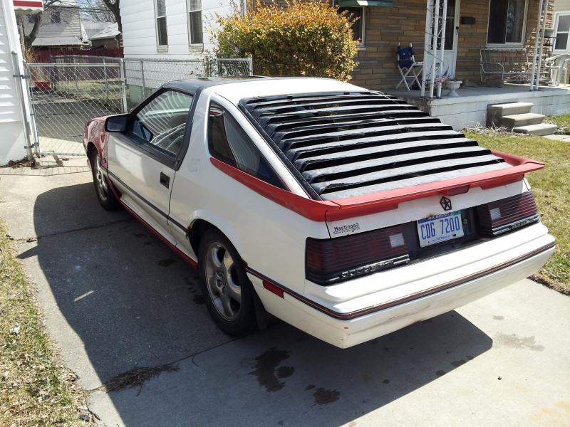 1986 Dodge Daytona Turbo Z - $1500 - Turbo Dodge Forums ...