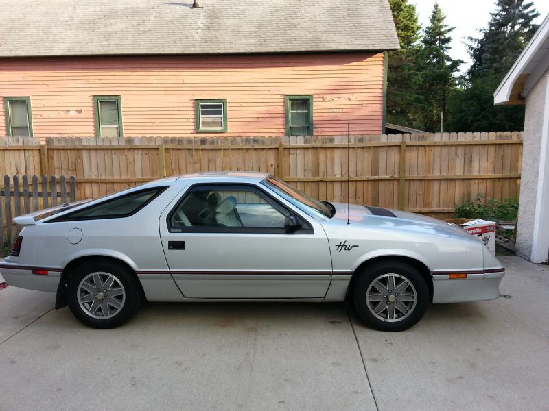 How To Clean Engine Bay >> 1986 Chrysler Laser - $$5500 OBO - Turbo Dodge Forums ...