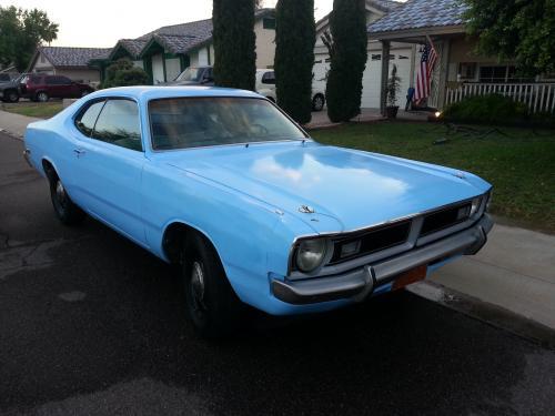 1975 Dodge Dodge Dart Sport Demon Turbo Dodge Forums