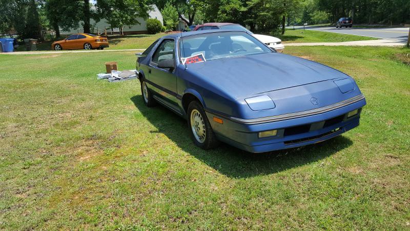 1988 Dodge Daytona Shelby 2000 Turbo Dodge Forums