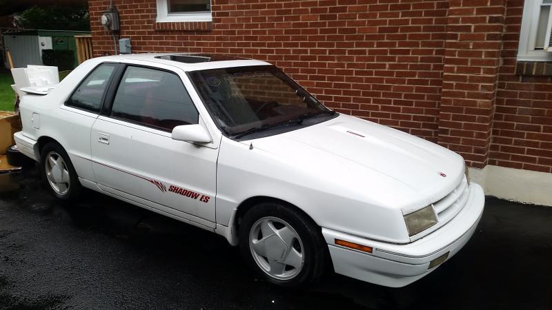 1989 Dodge Shadow ES - $,000.00-20160901_075854.jpg