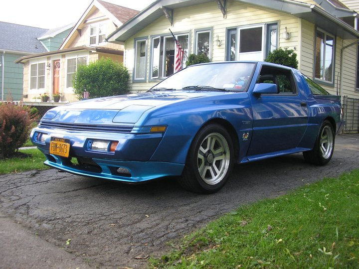 1988 Chrysler Conquest Tsi 2500 Turbo Dodge Forums