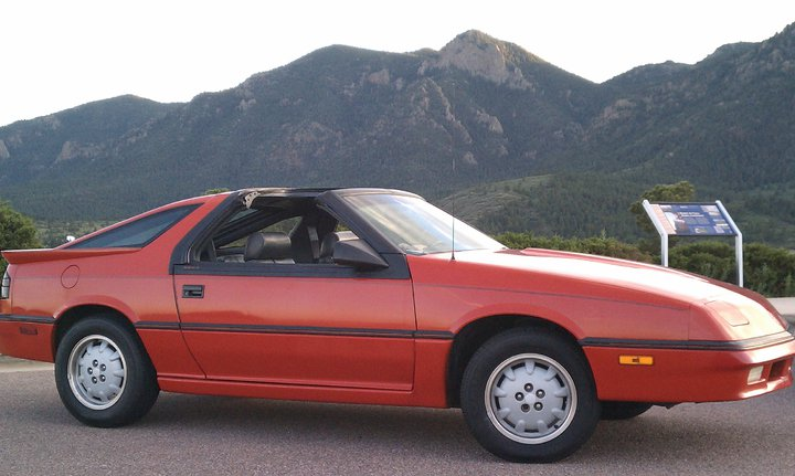 Colorado Springs Dodge >> 1988 Dodge Daytona Shelby Z - $4500 - Turbo Dodge Forums ...