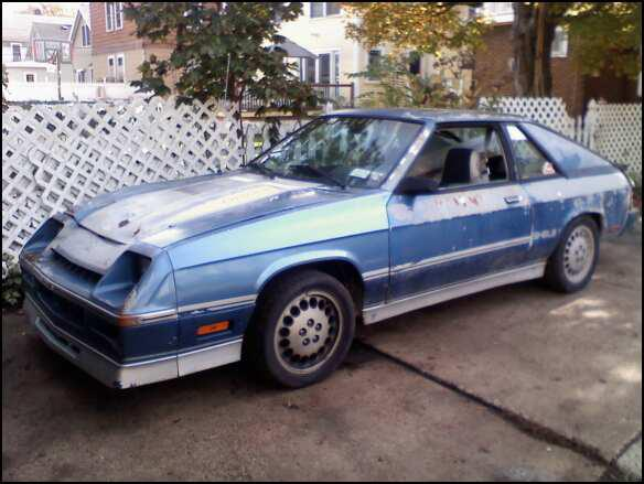 1985 Dodge Omni Glh T 2500 Turbo Dodge Forums Turbo