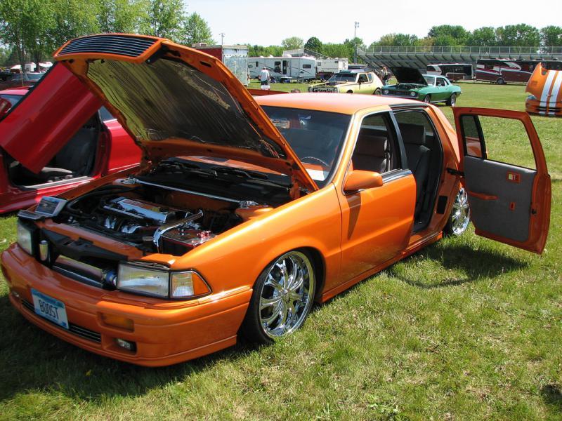 1991 Dodge Spirit R T 12 000 Turbo Dodge Forums