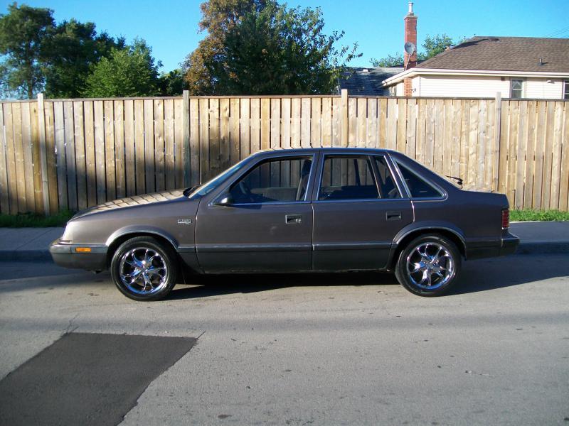 1988 Chrysler Lebaron Gts Turbo 2200 Turbo Dodge