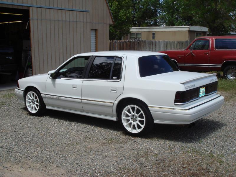 1991 Dodge Spirit R/T - $$5000 obo - Turbo Dodge Forums : Turbo Dodge ...