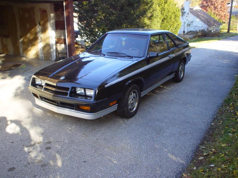 1985 Dodge Charger 2.2 Photos Wanted-84-charger-042.jpg