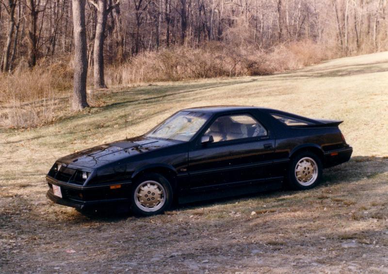 1986 Dodge Daytona Turbo Z Cs Long Story Amp Tons Of Pics
