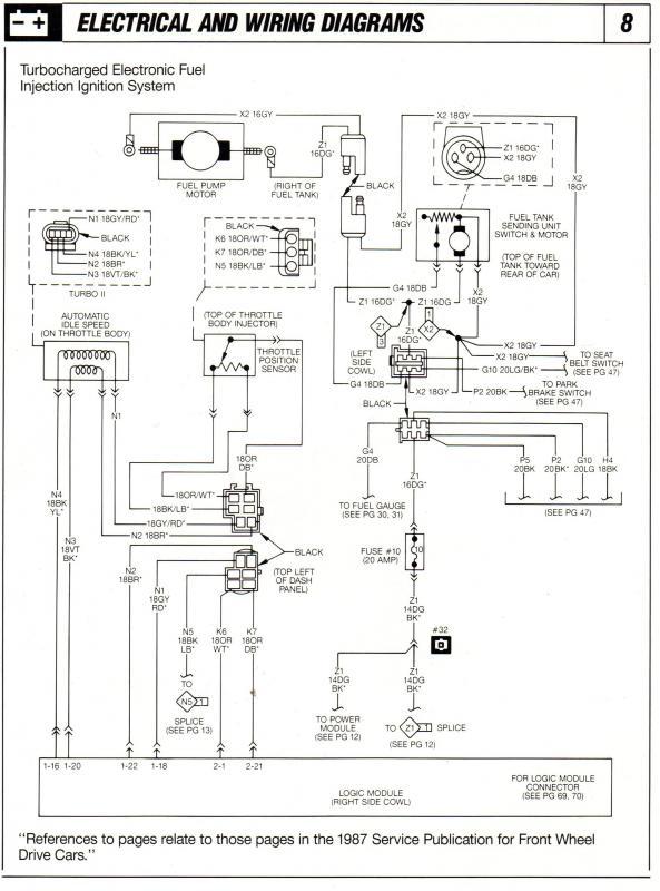 1990 dodge daytona wiring diagram 89 dodge omni wiring wiring diagrams show  89 dodge omni wiring wiring diagrams show