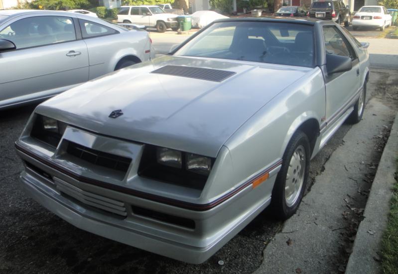 1986 dodge daytona turbo z 5 speed uber clean unmolested 3950 turbo dodge forums turbo. Black Bedroom Furniture Sets. Home Design Ideas