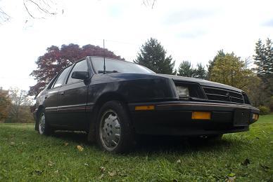 1987 Dodge Shadow Es Turbo - $$800 - Turbo Dodge Forums ...
