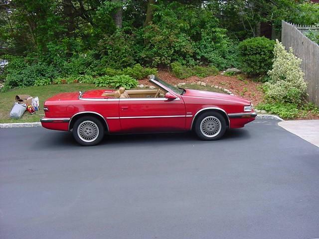 89 Chrysler TC Maserati FOR SALE - Turbo Dodge Forums : Turbo Dodge