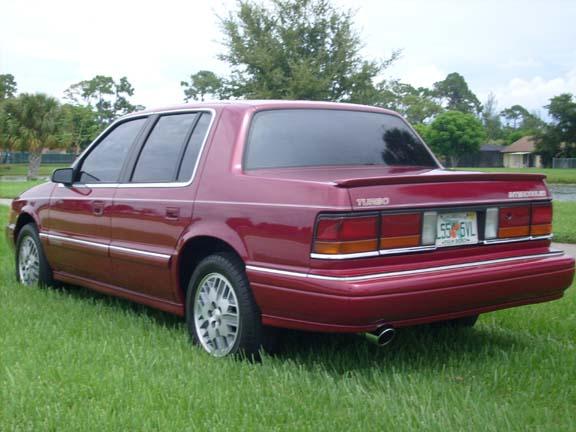 1991 Dodge Spirit ES TURBO - $3950.00 - Turbo Dodge Forums : Turbo ...