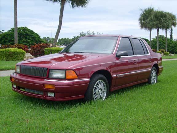 1991 Dodge Spirit Es Turbo