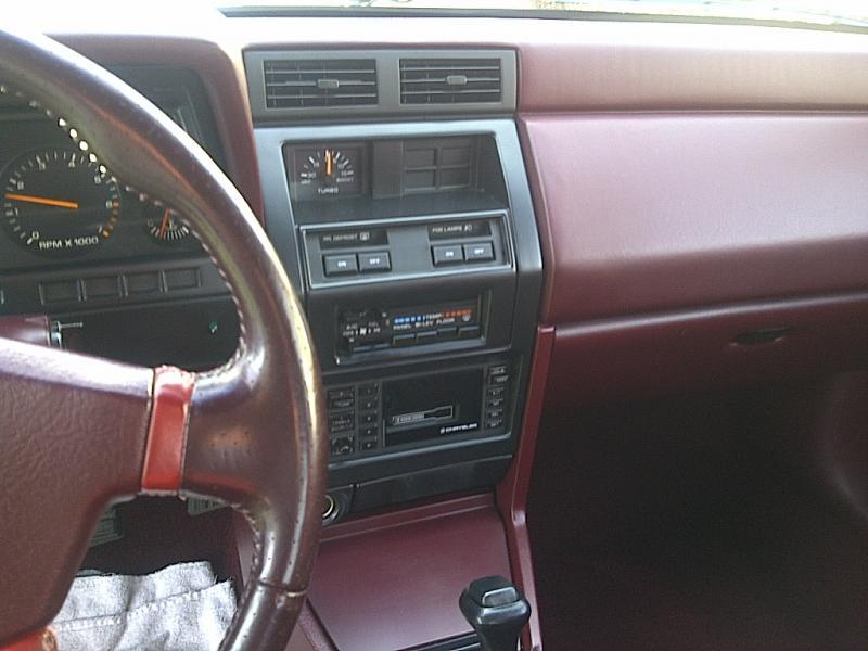 50983 Swap Leather Auto Shift Selector Ball Type further 1097257 Eec Wiring Diagram also 424001 Turbo V6 Challenger furthermore 388982 Sandblasting Aluminum Rims additionally 341362 1992 Dodge Daytona Iroc R T. on turbo location 03 pt cruiser