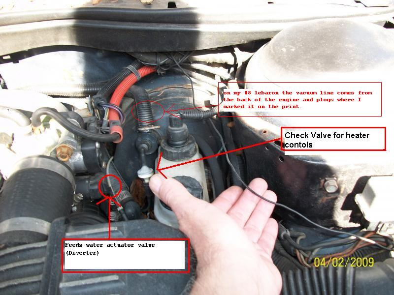 Pcv Hose And Turbo Vac Line Turbo Dodge Forums Turbo