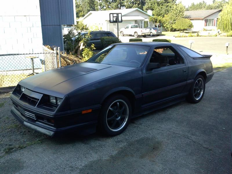 1985 Dodge Daytona Turbo Z 1500 Turbo Dodge Forums
