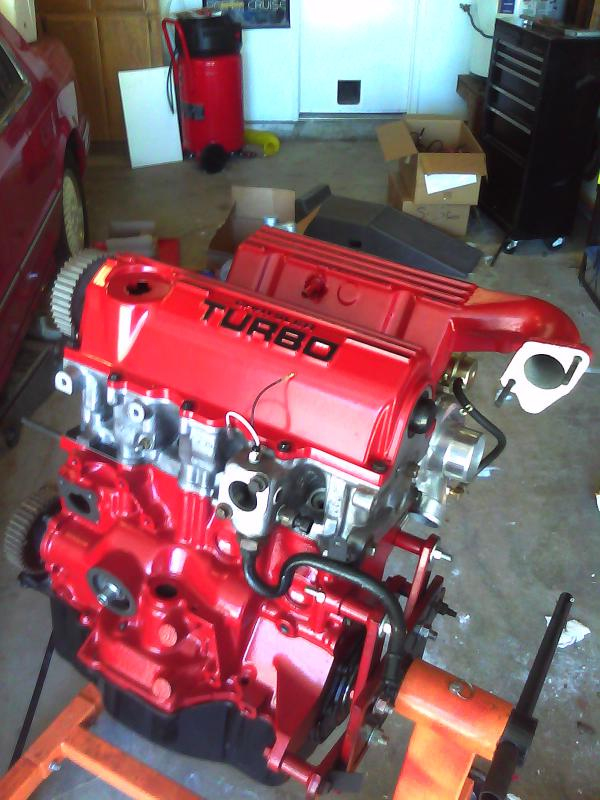 92 Spirit Es Turbo 5speed Project Turbo Dodge Forums