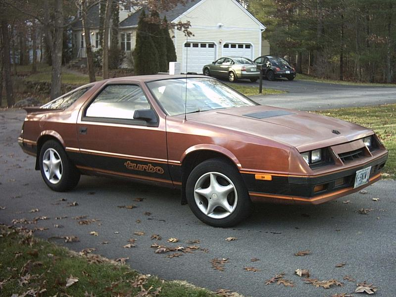 1985 Dodge Daytona Turbo Turbo Dodge Forums Turbo