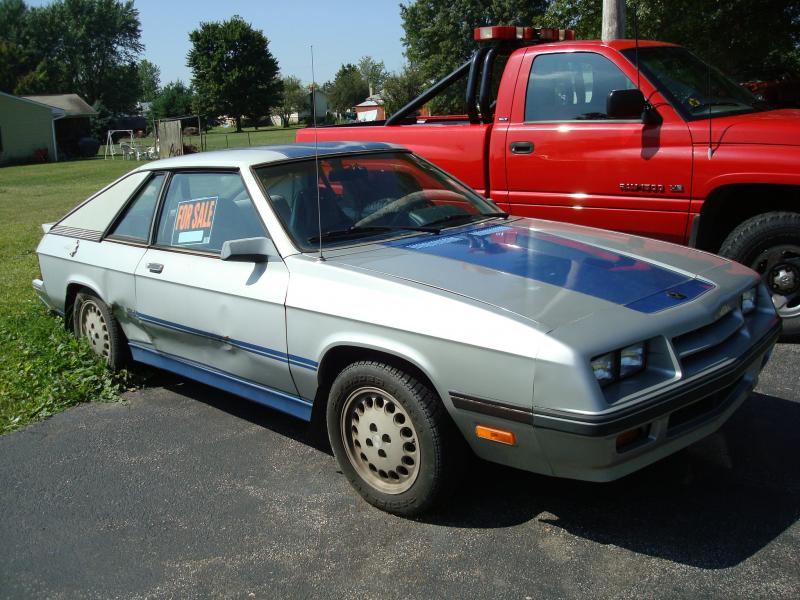 Car Repair Near Me >> 1983 Dodge Shelby Charger - $$1000.00 OBO - Turbo Dodge Forums : Turbo Dodge Forum for Turbo ...