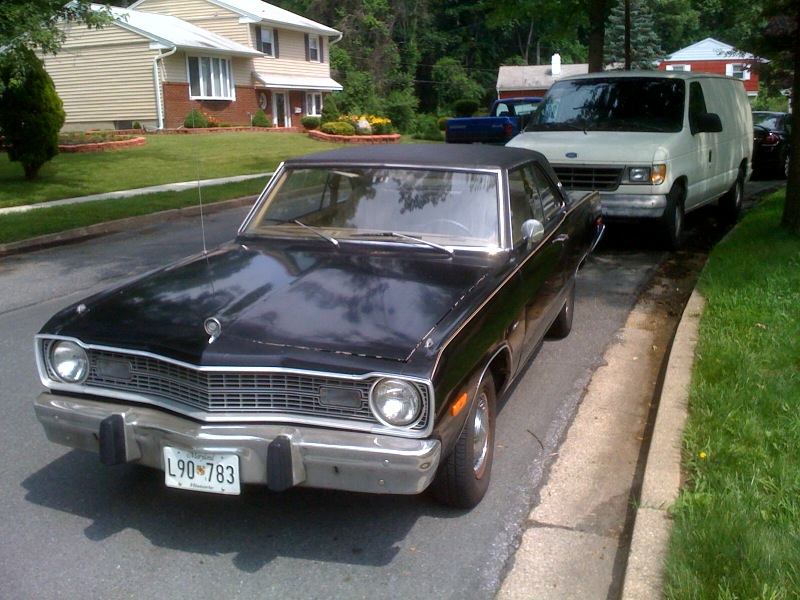 1974 dodge dart se 2500 obo trade cash turbo dodge forums turbo dodge forum for turbo. Black Bedroom Furniture Sets. Home Design Ideas